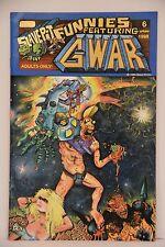 GWAR - Slave Pit Funnies #6 FOIL COVER VARIANT (Rare OOP)