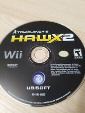 TOM CLANCY'S HAWX 2 - Nintendo Wii - Disc Only - Tested - Fast Free Shipping!