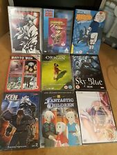 Various Anime DVD Job Lot