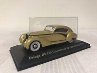 Delage D8 120 1:43 Geschenk Modellauto Modelcar Oldtimer Spielzeug Rarität Alt