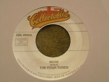 """THE FOUR TUNES I Understand (Just How You Feel) / Marie 7"""" 45 re EX"""