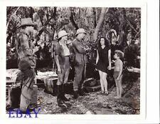 Johnny Sheffield Tarzan In Exile VINTAGE Photo