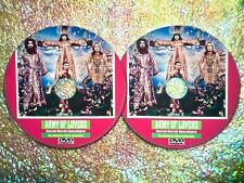 Army Of Lovers Hurrah Apocalypse The Definitive Video Collection 2 DVD Set