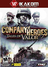 Company of Heroes: Tales of Valor Steam Digital NO DISC/BOX **Fast Delivery!**