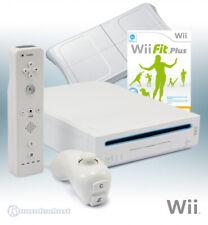 Wii - Konsole #weiß + Wii Fit Plus + Original Balance Board + Remote (gebraucht)