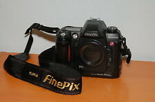 Fuji Fujifilm FinePix S2 Pro 6.2MP Digital SLR Camera Body Only Nikon F Mount