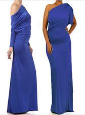 Stretch Long Off the Shoulder Dresses for Women