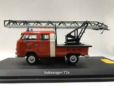 1:43 Schuco 03347 VW T2a double cabin with turntable ladder