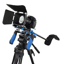 Morros DSLR Rig Shoulder Mount Rig w/Matte Box-All DSLR Cameras&Video Camcorders