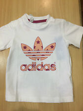 adidas Graphic T-Shirts & Tops (0-24 Months) for Girls