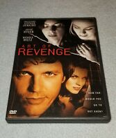 Art of Revenge (DVD, *RARE oop