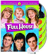 Full House: Season Series 1 DVD R4 New Sealed