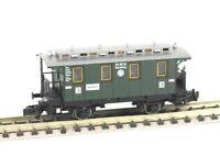 FLEISCHMANN 8051 Spur N Personenwagen Citr, 3. Klasse, DRG, Epoche II, OVP