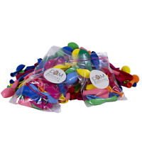 "11"" Assorted Latex Multicolour Biodegradable Party Balloons Pack 20"