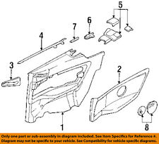 BMW OEM 95-99 M3 Interior-Spring 51438163692