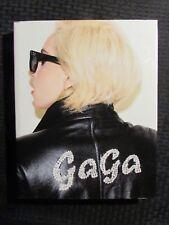 2011 LADY GAGA by Terry Richardson HC/DJ VF+/FN+ 1st Grand Central 360pgs