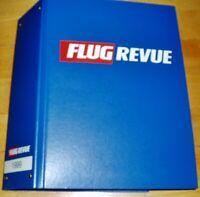 Flug Revue 1999 komplett 1-12 im Ordner Flugzeuge Zeitschrift Sammlung Jahrgang