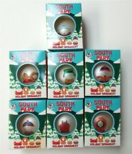 Lot of 21 South Park ALL GROUP Glass Ornament Balls Holiday Xmas Stan Kenny...
