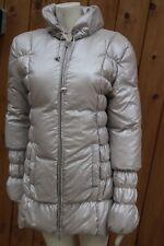 CALVIN KLEIN Rare Nude Puffer Jacket Packable Lightweight Premium Down Size S