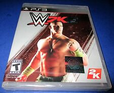 WWE 2K15 Sony PlayStation 3 *Factory Sealed! *Free Shipping!