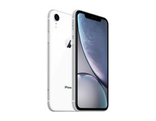 Apple iPhone XR - 64GB - Verizon + GSM Unlocked T-Mobile AT&T 4G LTE- White