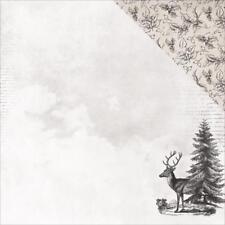 "Kaisercraft Christmas Edition - CHRISTMAS TREE - 12x12"" D/sided Paper"