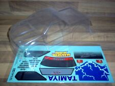 Clear Body / Tamiya Rock Buster 1/18 & Stickers - Monster Truck TLT-1 / Neuf