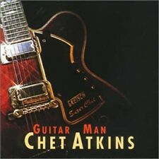 Chet Atkins - Guitar Man [New CD]