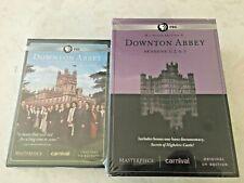 LOT Downton Abbey Season 1 2 3 4 Limited UK Edition Secrets of Highclere Castle