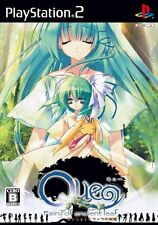 Used PS2 Que: Ancient Leaf no Yousei Japan Import (Free Shipping)