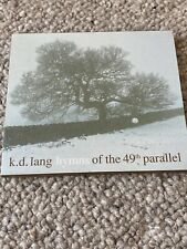 KD Lang - Hymns Of The 49th Parallel - Cd Album