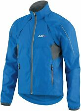Louis Garneau Blue Cabriolet Bike Jacket/Vest Men's Size XS 4310
