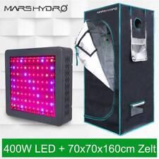 Mars Hydro 400W Led Grow Light+70x70x160cm Indoor Grow tent zelt medical plants