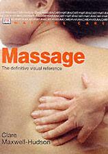 """VERY GOOD"" Massage (Natural Care Handbook), Maxwell-Hudson, Clare, Book"