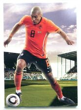 2012 Futera World Football Unique Ruby 67 Nigel de Jong /295 Holland
