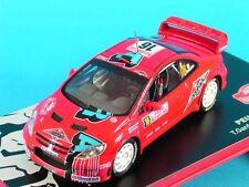 Peugeot 307 WRC, Gardemeister 2006 Rallye Monte Carlo, IXO Altaya  Diecast  1/43