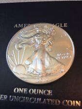 2012 Proof Silver American Eagle Dollar