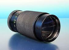 Rollei Zoom-Rolleinar 4/80-200mm Objektiv Lens QBM für Rolleiflex - (92876)