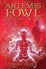 The Lost Colony Artemis Fowl, Book 5