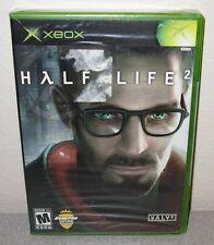 HALF-LIFE 2 Sealed NEW XBOX Essential FPS Shooter Half Life Source Valve