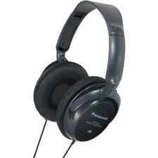 More details for panasonic rpht225 - monitor headphones with in-line volume control