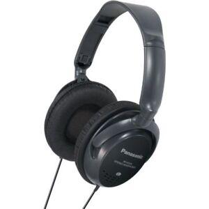 Panasonic RPHT225 - Monitor Headphones with In-Line Volume Control