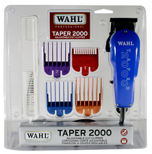 Wahl Professional Taper 2000 Professional cord hair clipper - Blue
