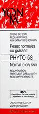 Yonka Phyto 58 PG PNG Cream Normal Oily Skin 1.4oz  BRAND NEW*** Sale*** Sale