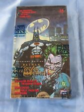 1996 SKYBOX BATMAN MASTER SERIES PREMIERE EDITION FACTORY SEALED BOX #14063