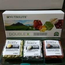 AMWAY NUTRILITE DOUBLE X MULTIVITAMIN 186 TABLETS REFILL Exp 2020