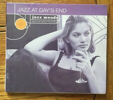 Jazz Moods: Jazz At Day's End CD Concord Special Products (New & Sealed)