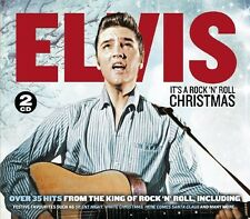 Elvis Presley-It 's a Rock' n Roll Christmas 2 CD NUOVO