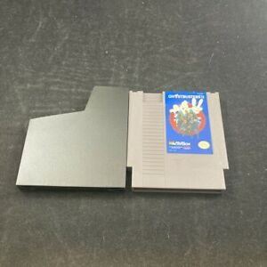 Ghostbusters II, Game w/ Protective Sleeve, Nintendo Entertainment System