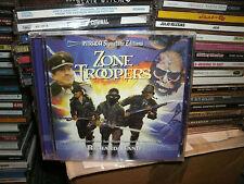 ZONE TROOPERS,INTRADA FILM SOUNDTRACK,LTD EDITION OF 1000